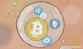 Cryptocurrency bubble ?