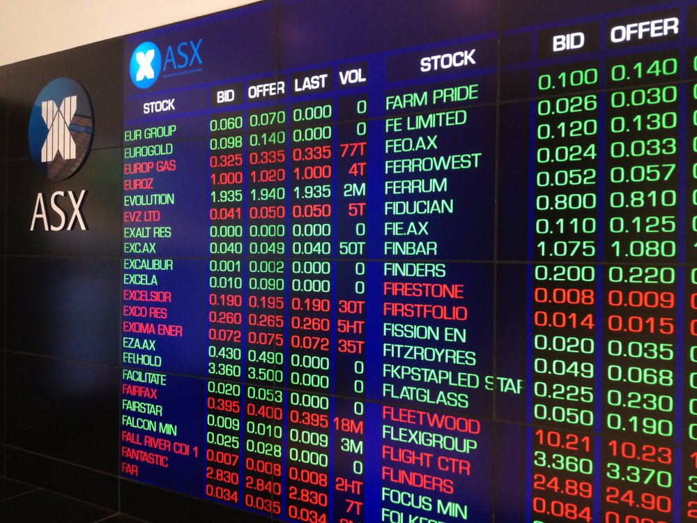 Australian Stock Exchange Announces First-Ever Bitcoin Investment