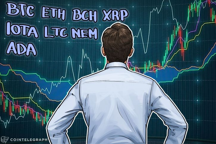 Bitcoin, Ethereum, Bitcoin Cash, Ripple, IOTA, Litecoin, NEM, Cardano - Price Analysis, Jan. 12