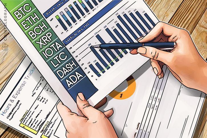 Bitcoin, Ethereum, Bitcoin Cash, Ripple, IOTA, Litecoin, NEM, Cardano -  Price Analysis, Jan. 23
