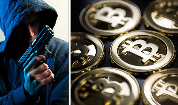 Masked thugs stick up investor at GUN POINT in FIRST UK cryptocurrency robbery