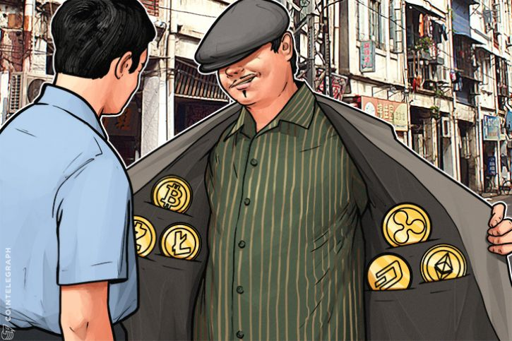 How Chinese Bitcoin Buyers Are Getting Around Government Ban