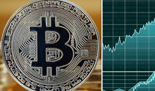 Bitcoin 'SKYROCKETS' Cryptocurrency soars 25 per cent in 24 hours as 'investors celebrate'