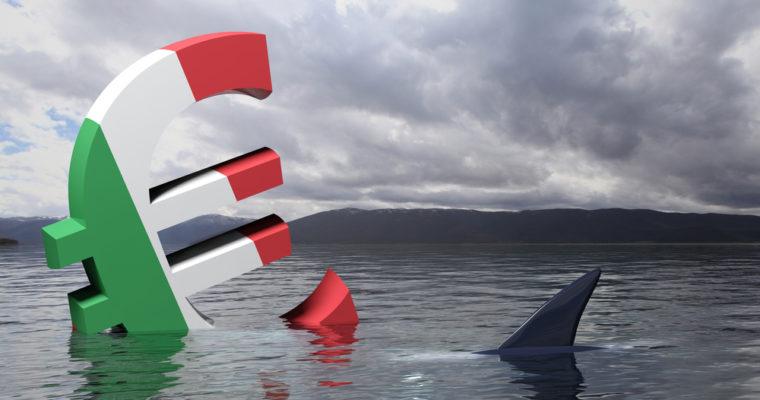 Italy's Economic Pain Is the Bitcoin Price's Gain