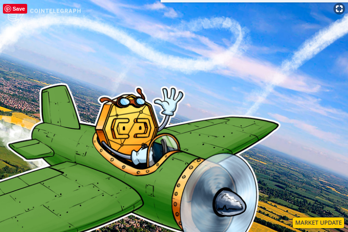 Bitcoin Approaches $11,500 as Top Cryptos See Gains